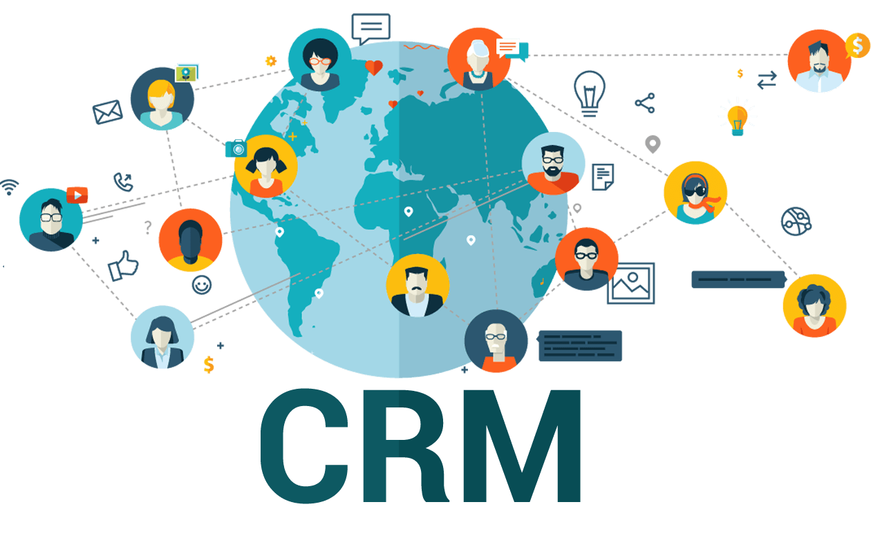 CRM Customer relationship management competence center